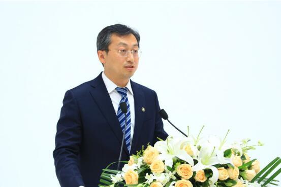 北汽福田汽车股份有限副总经理,营销总经理 王向银